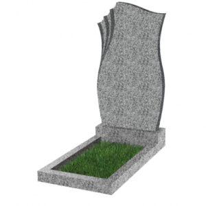 Памятники из гранита Светло-серые