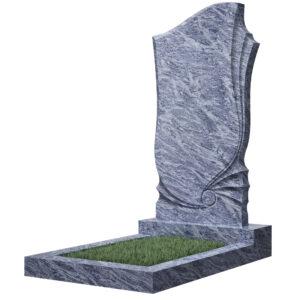 Памятники из гранита Голубые